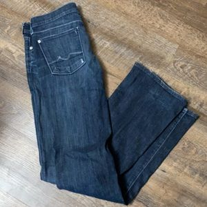 7 For All Mankind jeans  27X33